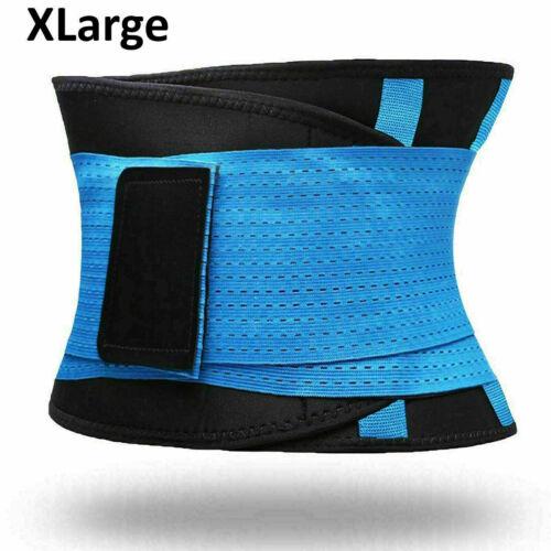 Hommes Femmes Shapewear Sweat ceinture corset trainer Trimmer Gym Body Shaper Lot
