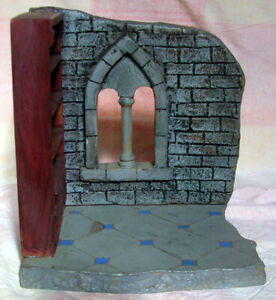 Vignette-partie de chambre avec fenêtre-pour 54/75 mm