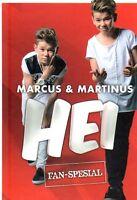 CD Marcus & Martinus, HEI, FAN-SPESIAL Norwegen, norwegisch, Special Edition NEU