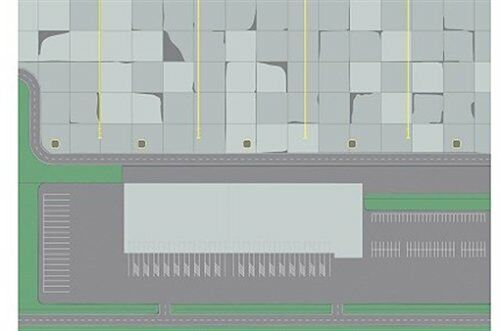negozio di moda in vendita Herpa 519830 autogo costruziones Ground Foil For Airport Diorama Diorama Diorama 1 500 Scale  n ° 1 online