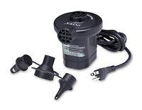 Intex 110-120 Volt Ac Quick-fill Electric Pump 66619e on sale