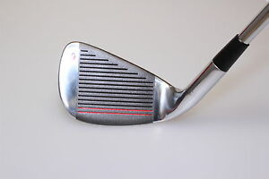 New-Men-039-s-R-Hand-Steel-Shafted-Howson-Enforcer-Stainless-Matrix-Oversize-9-Iron