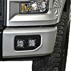 2017 F150 Led Headlight >> Ford F-150 Fog Light Led Pod bracket | eBay