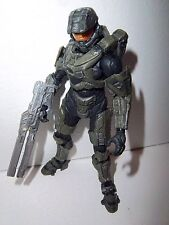 Halo 4 **MASTER CHIEF** From Deluxe Pack Action Figure 100% Complete w/ Rail Gun