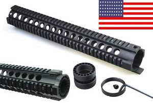 12-034-15-034-inch-Free-Float-Quad-Rail-Handguard-Ruger-Rifle-Scope-Bolt-Action-Mounts