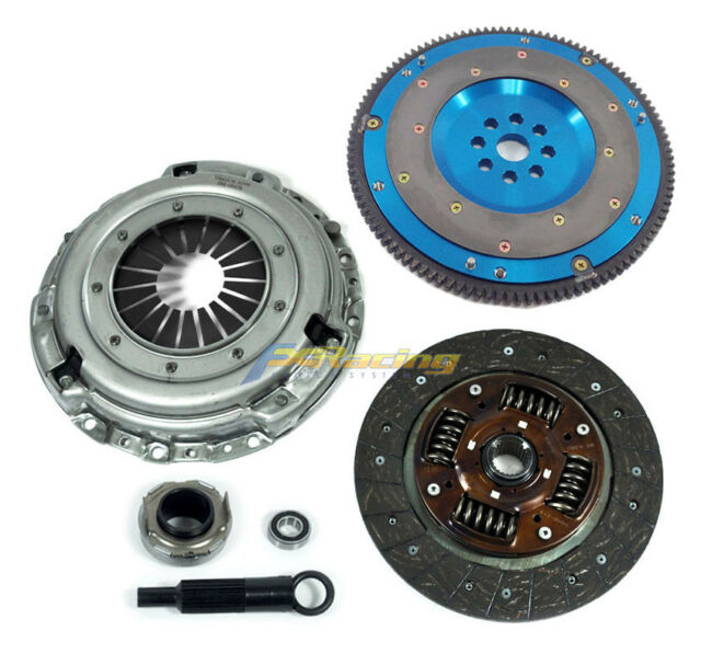 FX HD CLUTCH KIT+FORGED 6061 ALUMINUM FLYWHEEL 92-93 ACURA