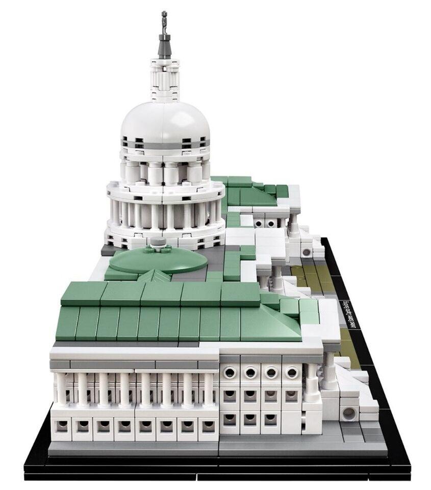 Lego Architecture, 21030 United States Capitol Building