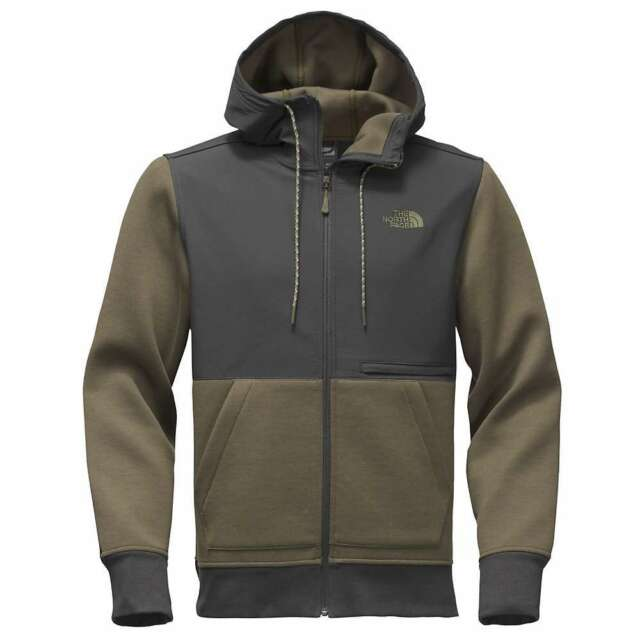 cd7b48851e22 The North Face Blocked Thermal 3D Jacket (M) Burnt Olive Green Heather