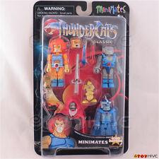 Thundercats Classic Minimates SDCC set #1 Panthro, Jaga, Liono, Mumm-ra, Snarf