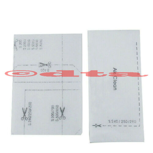 2 Filters Bags for Miele Vacuum Cleaner 4pk GN 3D Type+Mesh C2 C3