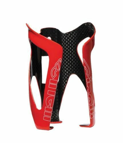 CINELLI HARRY/'S BOTTLE CAGE Bike Bicycle WATER Cup Holder  Cage Rack-CARBON-RED