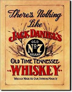 Jack-Daniel-s-Schild-Poster-Merchandise-Whiskey-Deko-Werbung-348