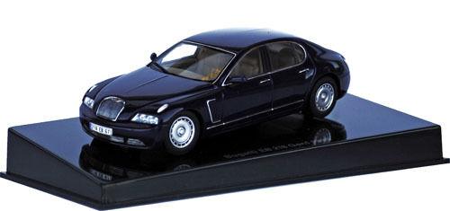 Autoart 1 43 1999 Bugatti Bugatti Bugatti EB 218 Genf Azul 2bdea2