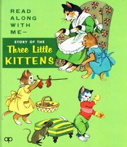 The-Story-Of-The-Three-Little-Kittens-Read-Along-With-Me-Series-Used-Good
