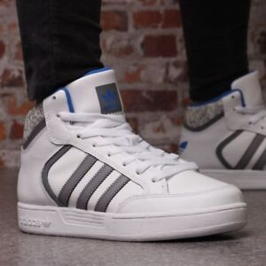 new styles d9a31 ba7d5 Image is loading Adidas-Originals-Varial-Mid-J-Kids-Juniors-Trainers-