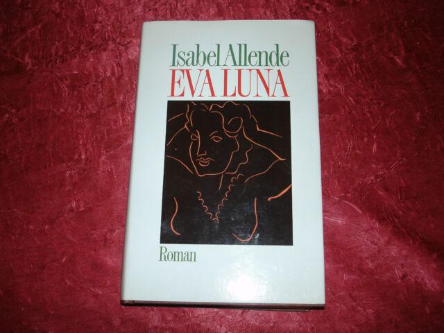 Buch, Eva Luna von Isabel Allende, mit Schutzumschlag, gebraucht, guter Zustand!