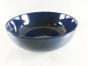 Melitta Friesland? Schüssel, Schale , blau Durchmesser 23,5 cm