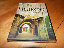 HEBRON City Of Promise Bible Biblical Study A DAY OF DISCOVERY DVD SEALED NEW