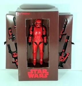 STAR Wars The Black Series 6 Inch SDCC Sith Trooper VETRINA