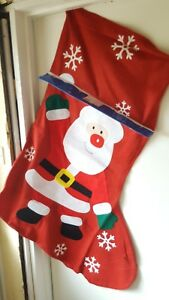 5-x-Christmas-Super-Giant-Stocking-With-Santa-Design-Large-Gift-Filler-Sack