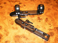 Baikal Izh18, Izh94 Quick Release Steel Scope Mount With Rings