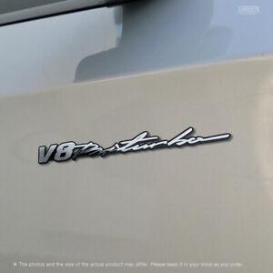 Griben Car Handwriting Emblem Metal Chrome Badge 70355