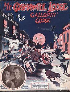 Mr-Goshawful-Loose-in-His-Galopin-Caboose-1923-Sheet-Music