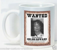 Ab Fab Coffee Cup Absolutely Fabulous Ceramic Mug Patsy & Eddie Comedy Fan
