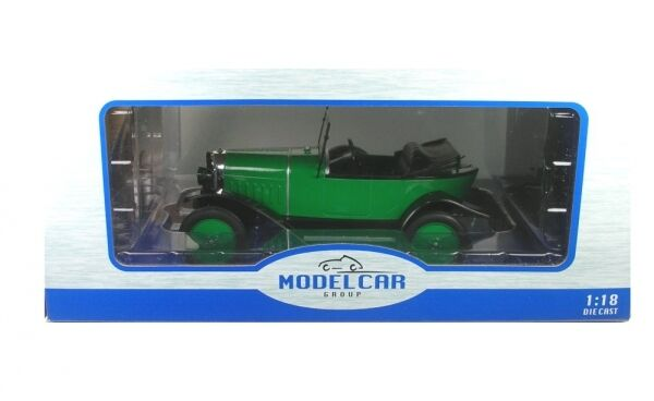 Opel 4 PS - Laubfrosch (grün - Grün) 1922  | Bekannt für seine gute Qualität
