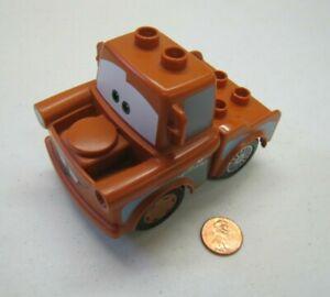 No Hook Lego Duplo Disney Pixar Cars Mater