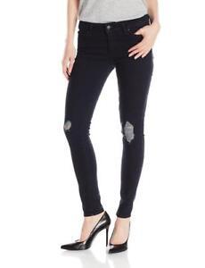 008aa730cdb Details about New Levi s 711 Women s Premium Skinny Ripped Distressed Denim  Jeans 188810117