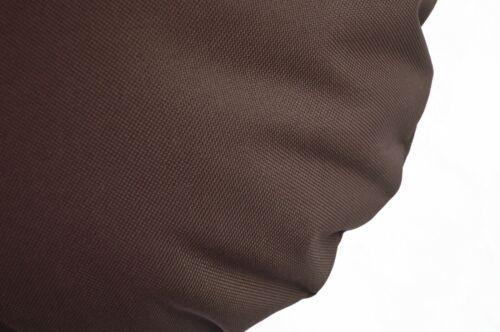 PL12 TAILOR MADE Dk Brown Outdoor Waterproof SunUmberlla Patio sofa seat cover