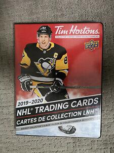 2019-20-Tim-Hortons-Hockey-Complete-Set-w-Album-Base-DC-HGD-HD-GE-SE-CC-NO-DCSP1