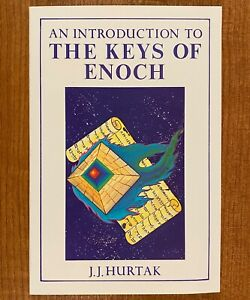 AN-INTRODUCTION-TO-THE-KEYS-OF-ENOCH-by-J-J-Hurtak-LIKE-NEW