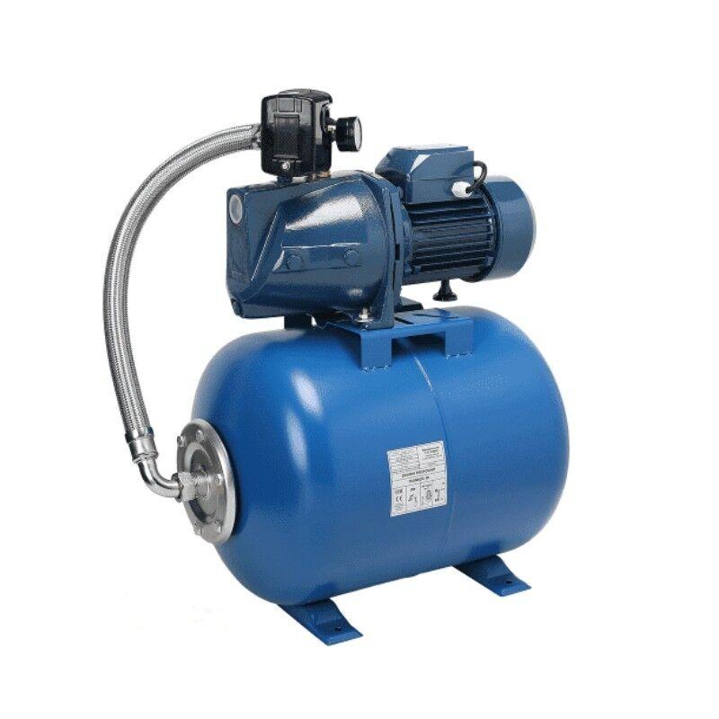 Pompe de jardin IBO JSW 200 1800W 100 l min 6 m3 h 230V + ballon 80 L