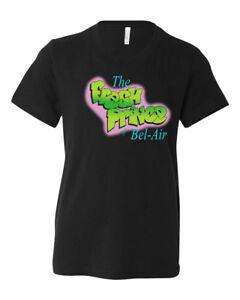 c947b621 The Fresh Prince Of Bel Air Custom Youth T-Shirt Kids Tee Unisex ...