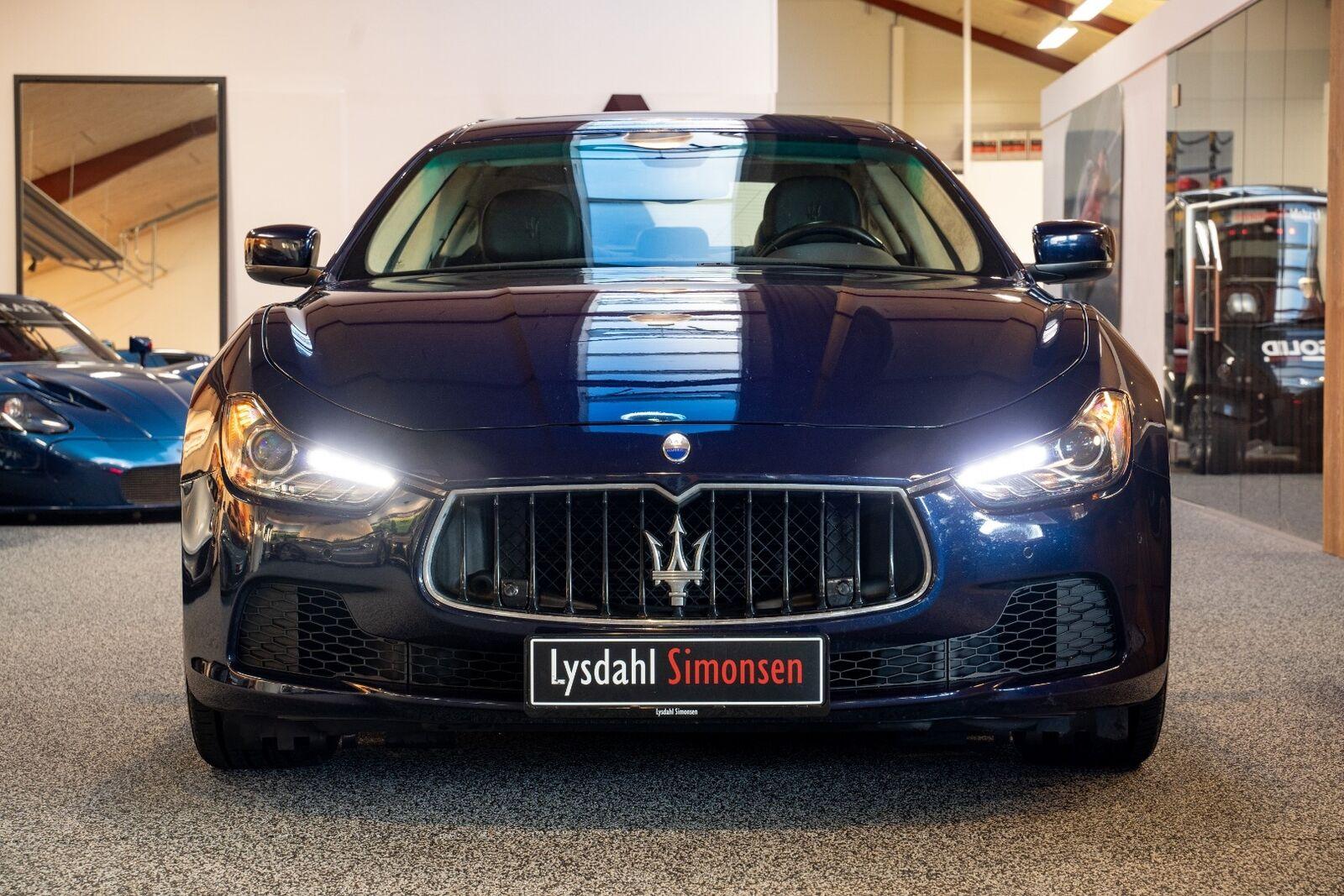 Maserati Ghibli 3,0 D aut. 4d