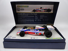 Scalextric Legends McLaren M23 Tony Trimmer 1/32 Slot Car 1 of 3000 C3414A
