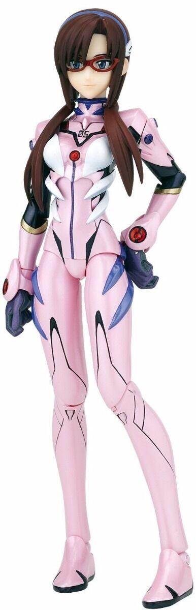 FRAUREIN Revoltech No.017  Evangelion 2.0: Mari Makinami Illustrious Figure NEW