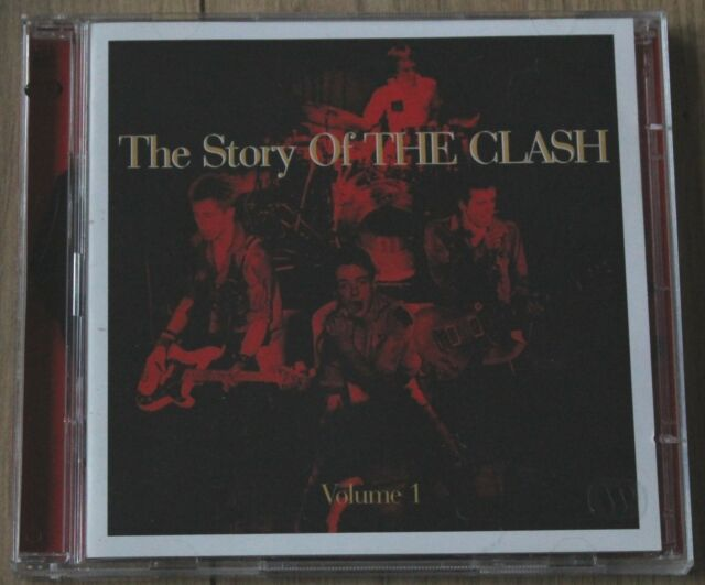 The Clash - Story of the Clash, Vol. 1 (1999) - A Fine 2 CD set