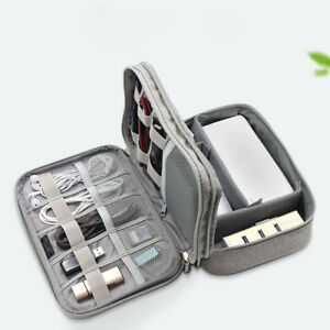 Electronic-Accessories-Cable-Organizer-Bag-Travel-USB-Charger-Storage-Case