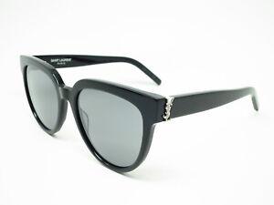 Flash Saint 002 Wsilver Authentic Black Slm28 M28 Laurent Sl New xedWrCoB