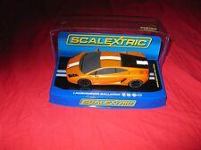 1 Scalextric Modell-Rennfahrzeug Lamborghini Gallardo LP 550-2 Valentino Balboni