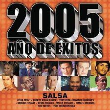 Various Artists : 2005 Ano De Exitos Salsa CD