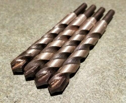"Qty 4 Champion Carbide Tip 7//16/"" X 4/"" Masonry Drill Bit Concrete USA CM8-7//16"