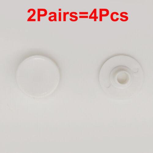 Lots 2Pair=4Pcs 608 Bearing Caps For Spinner Fidget Toy EDC Hand Finger Spinner