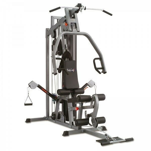Multistation, Technogym, life fitness