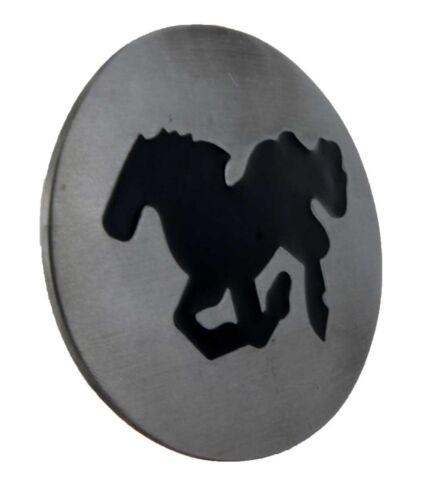 Horse Head Shoe Large Western Cowboy Rodeo Belt Buckle Men Texas Usa Womens New