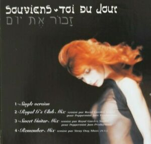 MYLENE-FARMER-SOUVIENS-TOI-DU-JOUR-12-034-REMIX-MAXI-CD-Single