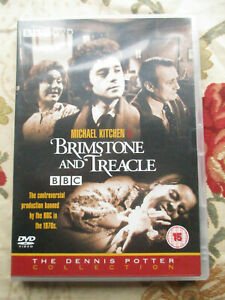 BRIMSTONE-AND-TREACLE-1976-BBC-PRODUCTION-STARRING-MICHAEL-KITCHEN-DVD-REGION-2